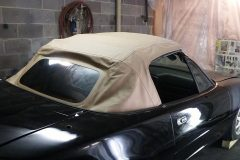 Just installed new convertible top