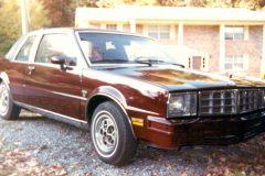 1980 Pontiac Pheonix paint job