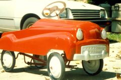 Pedal Car Finished