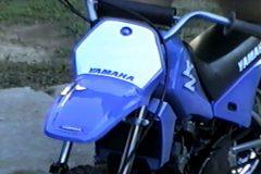Yamaha 50 Finished