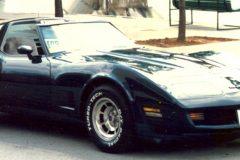 1980 Corvette Finished