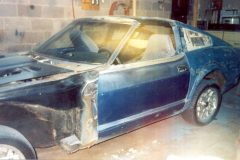 1980 280ZX Turbo needing restored