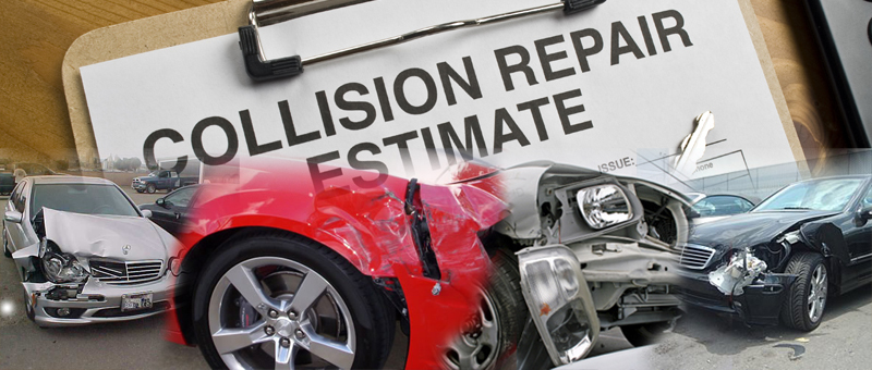how to learn collision repair