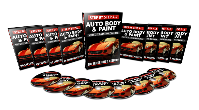 auto body abrasive supplies
