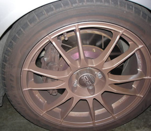what is wheel brake dust