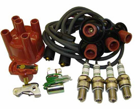 save money by buying a tune up kit