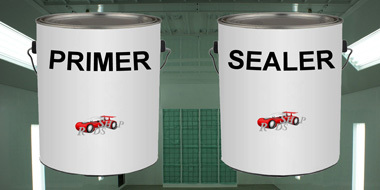 what is the difference between automotive primer and sealer