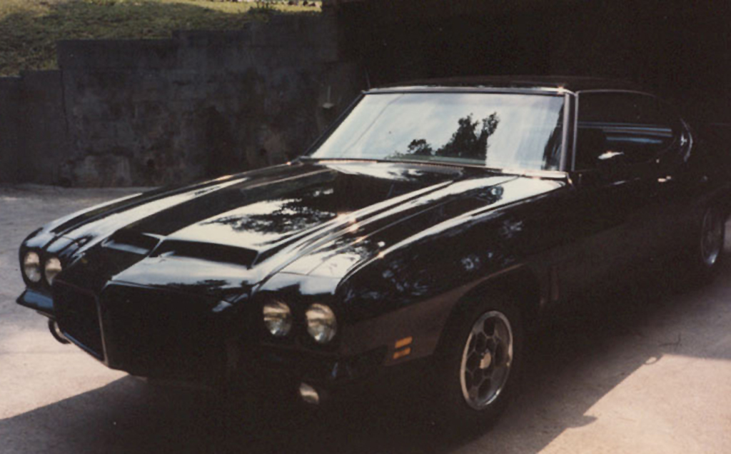 how to paint a 1971 gto