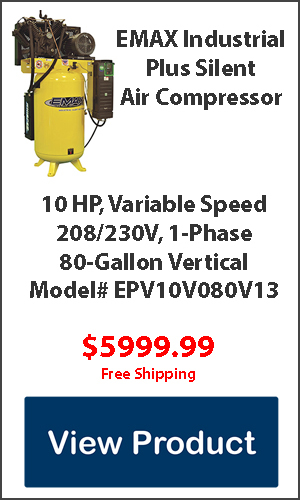 variable speed air compressor for sale