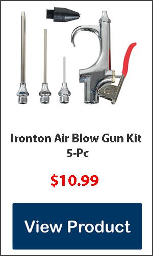 blow gun set air compressor accessories