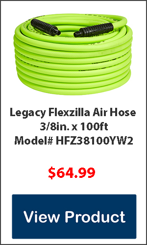 flexzilla air hose 100 feet