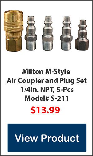 air hose coupling set 5 piece