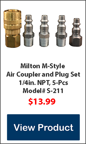 air hose coupling set 5 piece