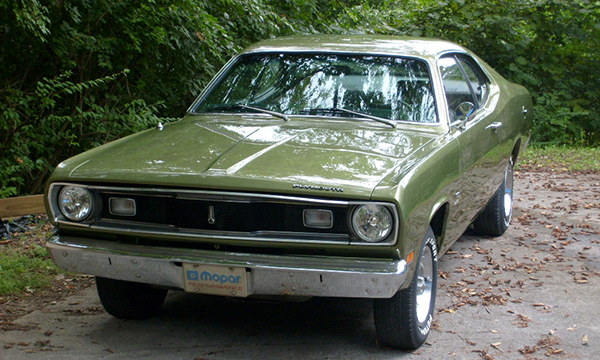 how to restore a 1970 plymouth dusterr