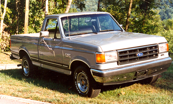 how to paint ford f150
