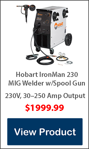 welding tools and supplies