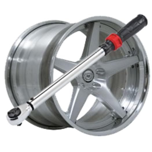 wheel lug torque chart