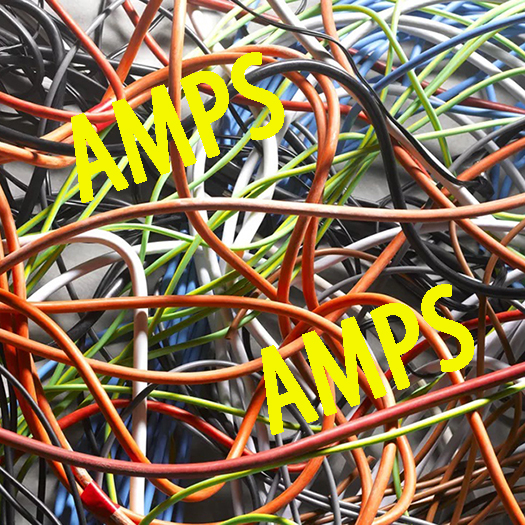 Wire Size by Amps