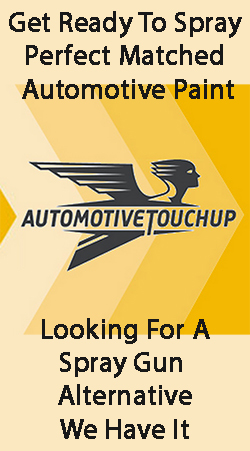 Automotive Touchup Paint