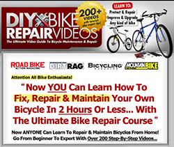 DIY bicycle repair manual