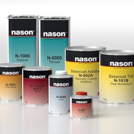 Nason Mixing Ratio Chart