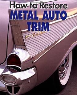 how to restore metal trim