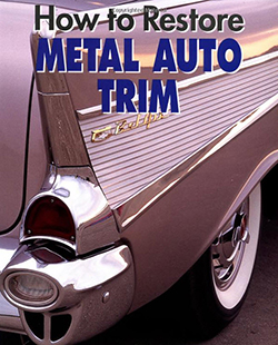 how to restore metal trim
