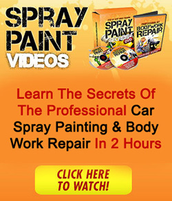 Spray Paint Secrets