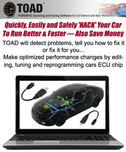 automotive computer repair software