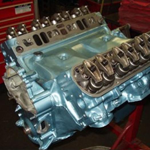 Pontiac Engine Torque Specifications