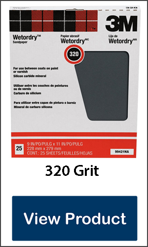 3m wet or dry sandpaper