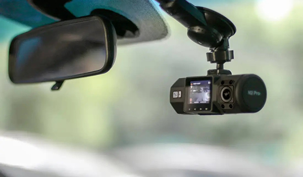 Using A Dash Cam for Your Car's Security
